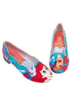 Irregular Choice Disney Princess- The Little Mermaid