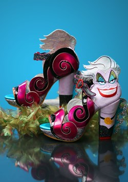 Irregular Choice Disney Princess- The Little Mermaid Ursula