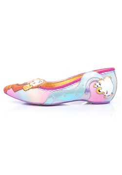 Irregular Choice Disney Princess- Beauty and the B Alt 4