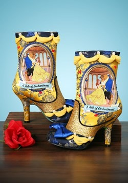 Irregular Choice Disney Princess- Beauty and the B