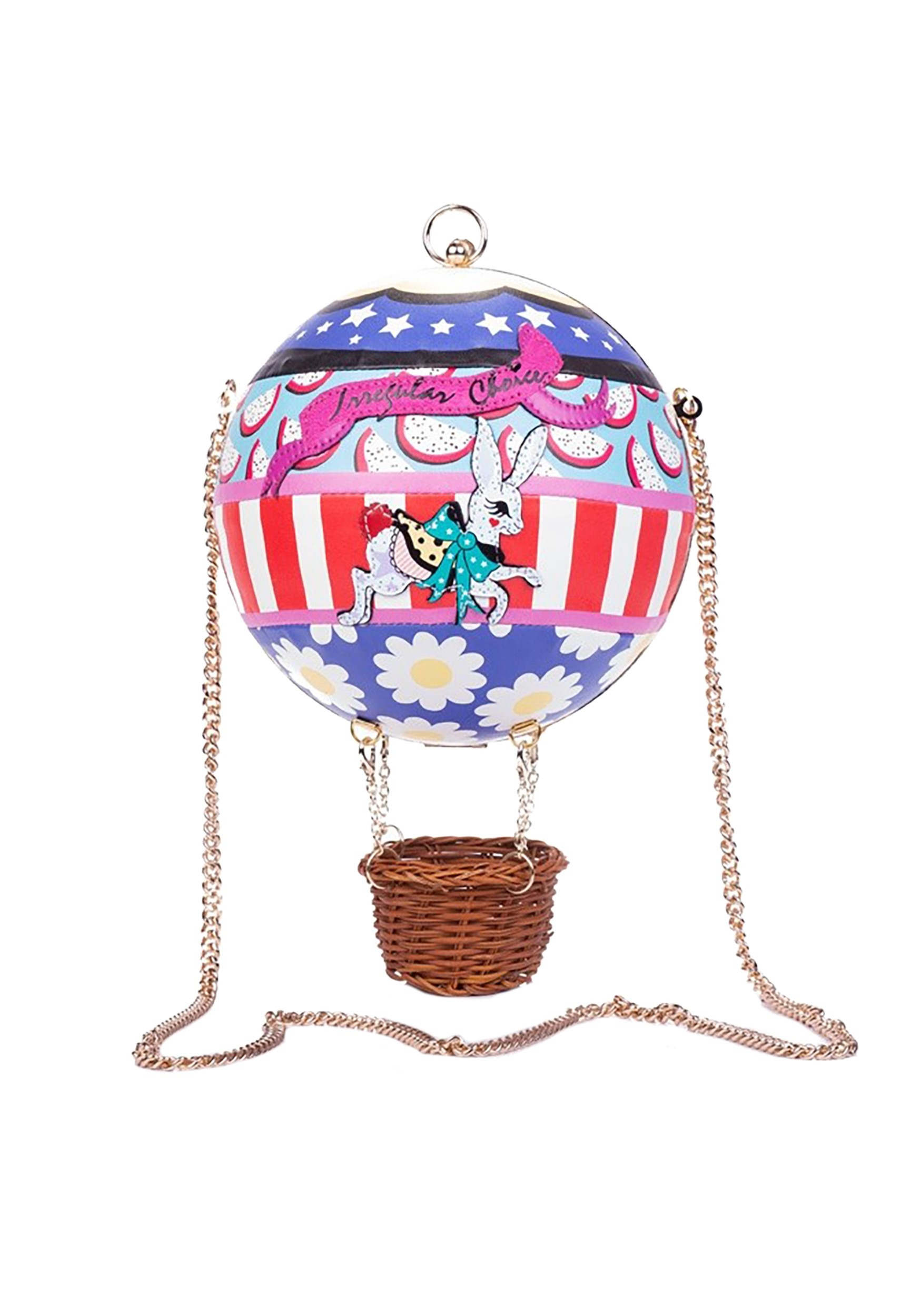 Irregular Choice Up Up and Away Bag