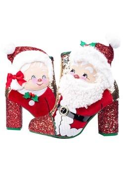 Irregular Choice The Kringles Santa & Mrs Claus