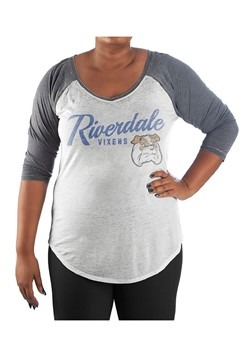 Riverdale Juniors Plus Raglan Tee