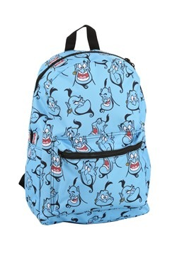 ALADDIN GENIE PRINT BACKPACK