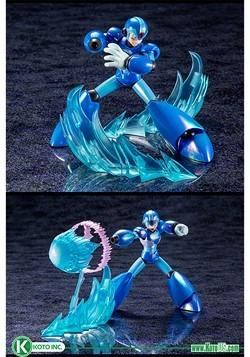 Megaman X - X Premium Charge Shot Version Model Ki Alt 3