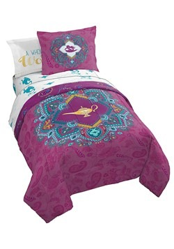 Aladdin Show You the World Bed Set