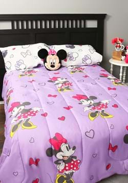 MINNIE PURPLE LOVE FULL BED IN A BAG