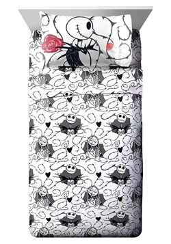 Nightmare Before Christmas Moonlight Queen Bed In A Bag A4