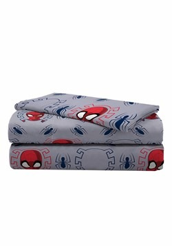 Spider-Man Spidey Crawl Twin Bed Set Alt 2