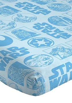 STAR WARS GALACTIC GRID TWIN BED IN A BAG Alt 2