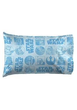 STAR WARS GALACTIC GRID TWIN BED IN A BAG Alt 3