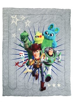 Toy Story 4 All the Toys Comforter: Twin/Full