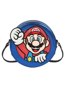 Danielle Nicole Nintendo Mario Crossbody Bag