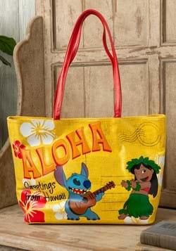 Danielle Nicole Lilo & Stitch Aloha Tote Bag-Update