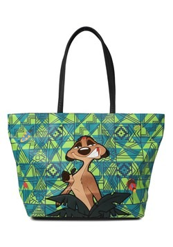 Danielle Nicole Lion King- Timon and Pumba 2 in 1 Tote