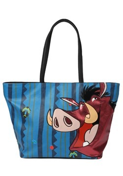 Danielle Nicole Lion King- Timon and Pumba 2 in 1 Tote Alt 1