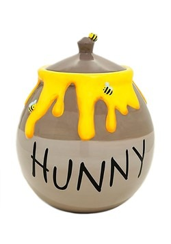 Winnie the Pooh Hunny Cookie Jar