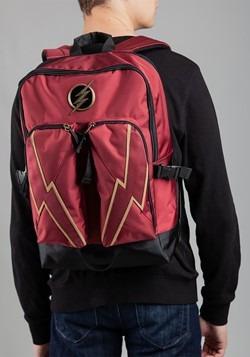 DC Comics Flash Double Pocket Backpack Alt 1