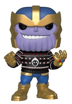 Pop! Marvel: Holiday- Thanos