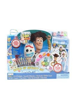 Toy Story 4 Giant Art & Activity Tray
