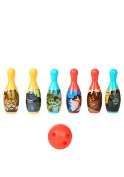 Lion King Bowling Set in Display Box