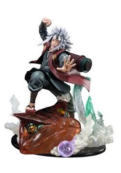 Naruto Shippuden Jiraiya Kizuna Relation Bandai FiguartsZERO