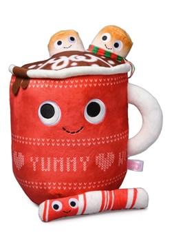 "Yummy World Judy Hot Cocoa 11"" Medium Plush"