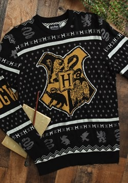 Harry Potter Hogwarts Ugly Christmas Sweater