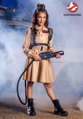 Ghostbusters Costume Girl's Dress