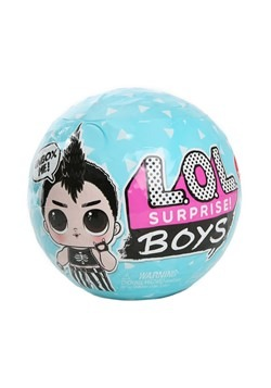 L.O.L. Surprise! Boys Brother Doll