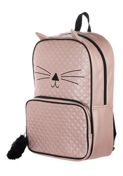 Quilted Kitten Backpack
