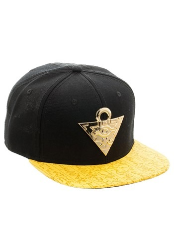Yu Gi Oh Puzzle Snapback Hat