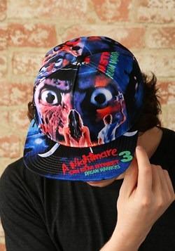 Nightmare on Elm Street Poster Snapback