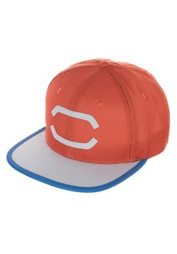Adult Ash Cosplay Pokemon Snapback