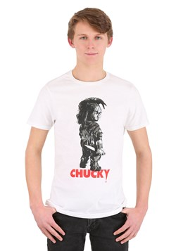 Chucky Mens Short Sleeve Tee