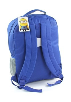 "Kids Minion 16"" Blue/Yellow Backpack Alt 2"