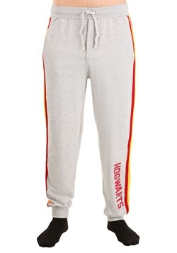 Harry Potter Hogwarts Mens Jogger Sweatpants