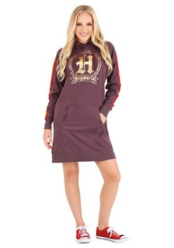 Harry Potter Hogwarts Hoodie Dress