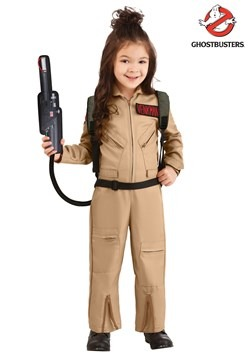 Ghostbusters Toddler Boys Deluxe Costume2