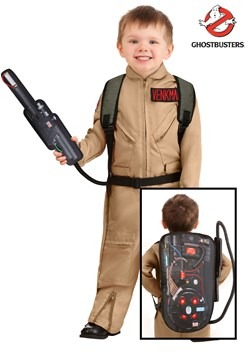 Ghostbusters Toddler Boys Deluxe Costume