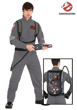 Ghostbusters 2 Men's Plus Size Cosplay Costume1