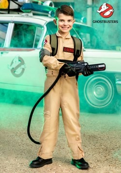Boys Ghostbusters Cosplay Costume