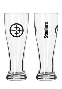 Pittsburgh Steelers 16oz Pilsner 2 Pack