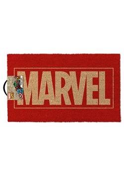 Marvel Logo Doormat