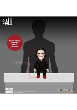 Saw: Billy Talking Puppet Mega Scale Alt 1