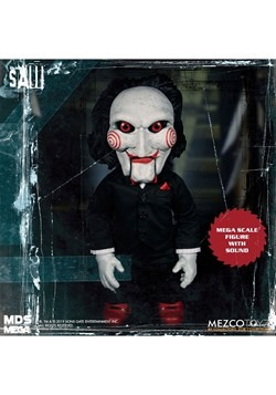 Saw: Billy Talking Puppet Mega Scale Alt 2