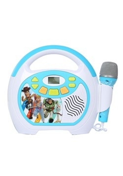 Toy Story 4 Bluetooth MP3 Player w/ Dual Microphon
