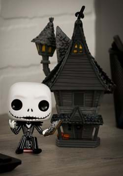 Nightmare Before Christmas- Jack w/ Jack's House Pop! Town