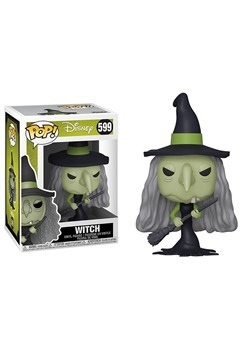 Pop! Disney: Nightmare Before Christmas- Witch