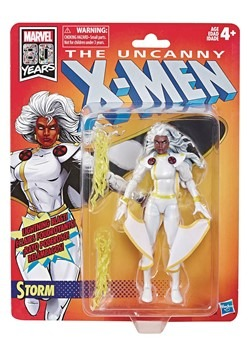 X-Men Legends Retro Storm 6in Action Figure